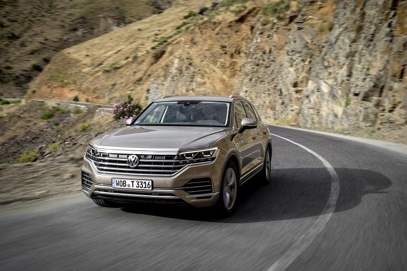 大众汽车(中国)销售有限公司、一汽-大众汽车有限公司分别召回部分进口途锐、进口奥迪Q8、A8L汽车