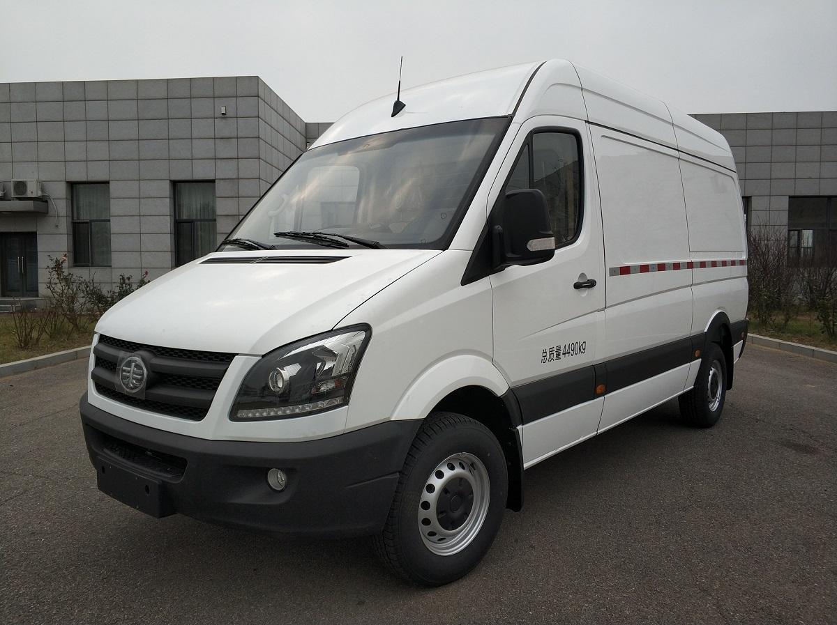 一汽客车(大连)有限公司召回部分纯电动厢式运输车