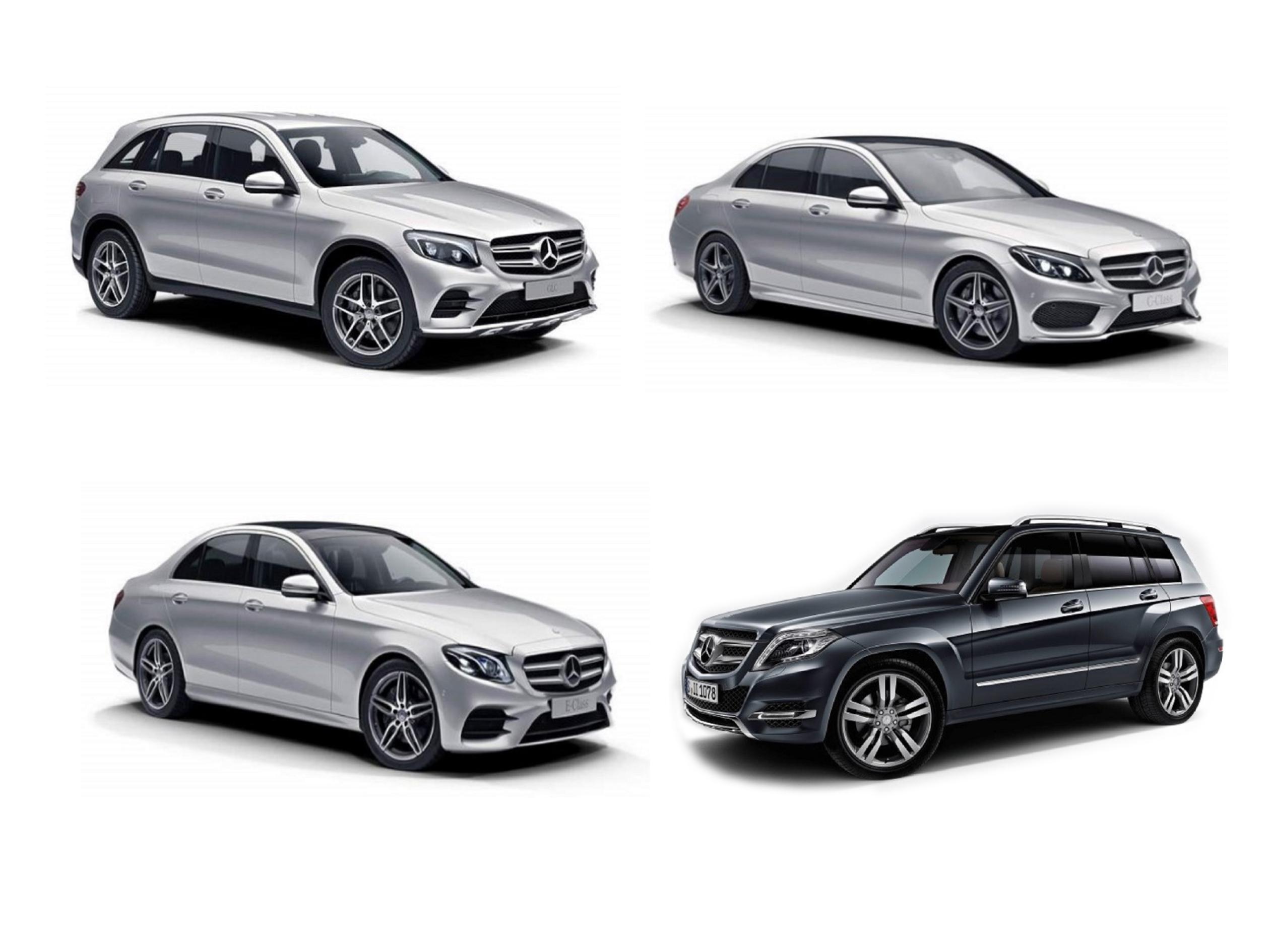 梅赛德斯-奔驰(中国)汽车销售有限公司、北京奔驰汽车有限公司及福建奔驰汽车有限公司召回部分C级、E级、GLC SUV、GLK级、CLS级、SLC级、V级、VS20 VITO汽车