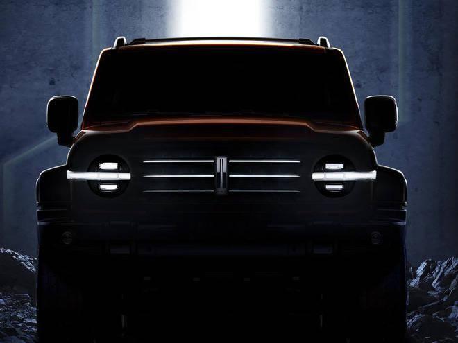 比哈弗大狗还要野 WEY品牌即将推出全新硬派越野SUV