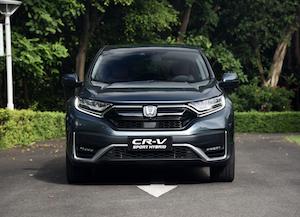 16.98万元起的新CR-V 更高颜值之外 配置提升是重要看点