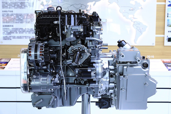 """硬核中国""""芯""""!长城汽车全新动力总成年内量产 新车下半年将搭载"""