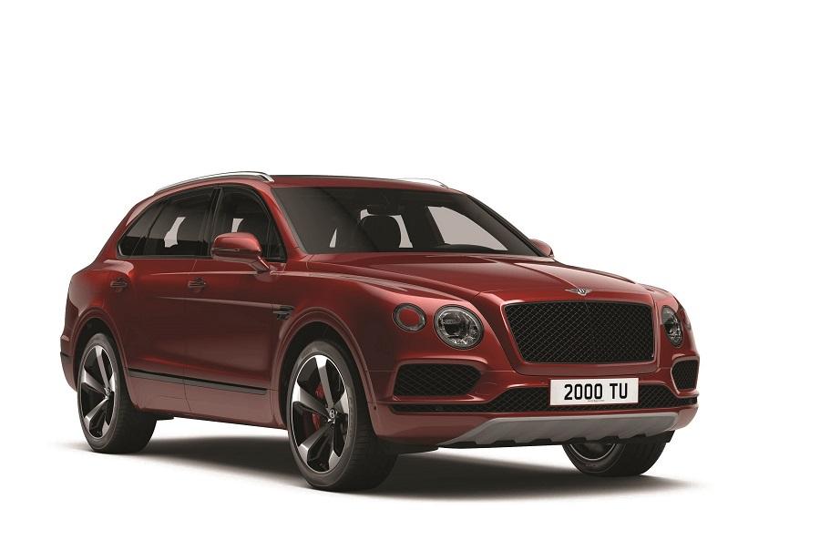 大众汽车(中国)销售有限公司召回部分进口宾利添越V8汽车