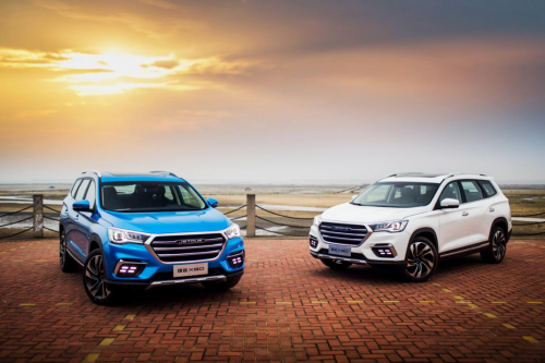 受期待中国品牌SUV全新一代捷途X90第三季度上市