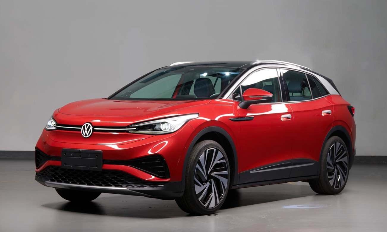 探秘上汽大众新能源汽车工厂 万众期待的ID.4X正是出之于此