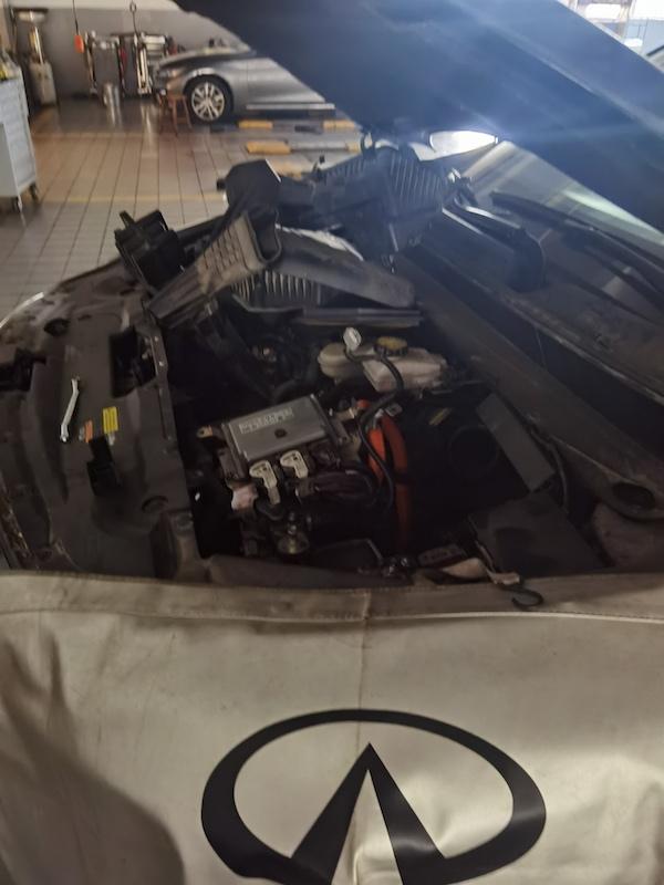 英菲尼迪QX60變速箱問題并非換新能解決,但從其态度可知召回無望