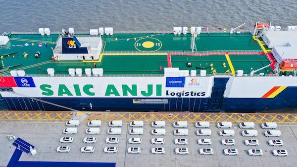 欧洲自营航线启航 2025欧洲目标破十万 中国汽车龙头力推