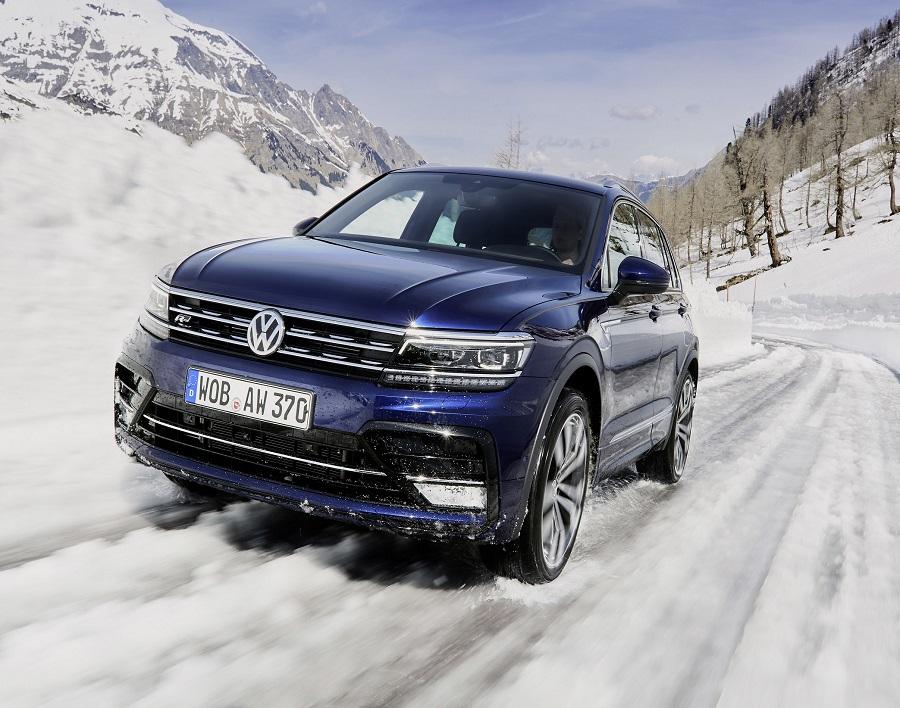 大众汽车(中国)销售有限公司扩大召回部分进口途威系列汽车
