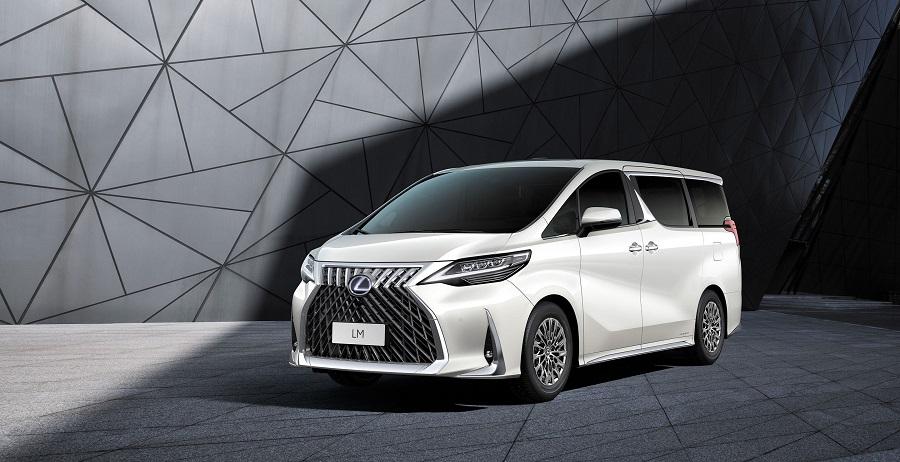 豐田汽車(中國)投資有限公司召回部分進口雷克薩斯LM汽車