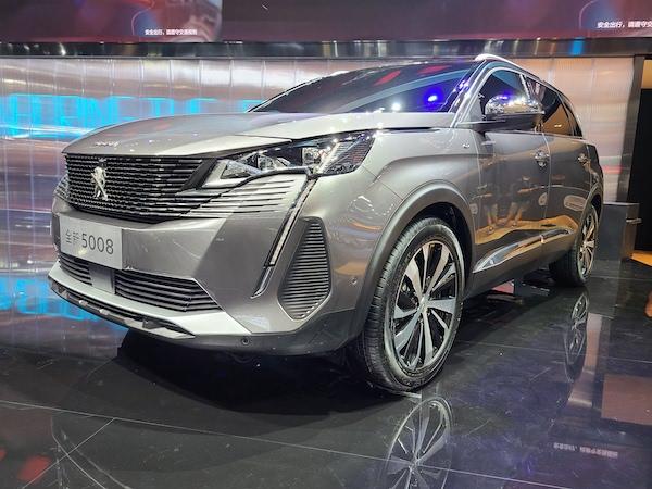 广州车展上的保值排行榜,UR-V、途观L和5008等在列