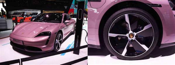 新科技 新生活 盘点2020广州车展上的固特异轮胎