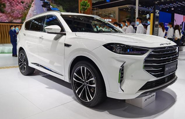 盘点2020广州车展中的4款热门车型!看到最后一个,网友:爱了