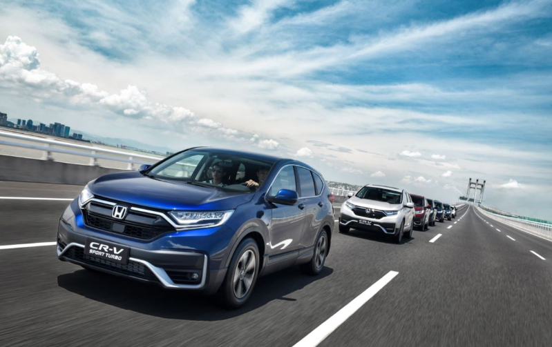 做好合资品牌紧凑型SUV的标杆 东风本田CR-V当之无愧