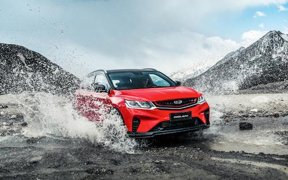 连续四年位居中国品牌乘用车第一 吉利汽车2020年总销量1320217辆 超额完成全年销量目标