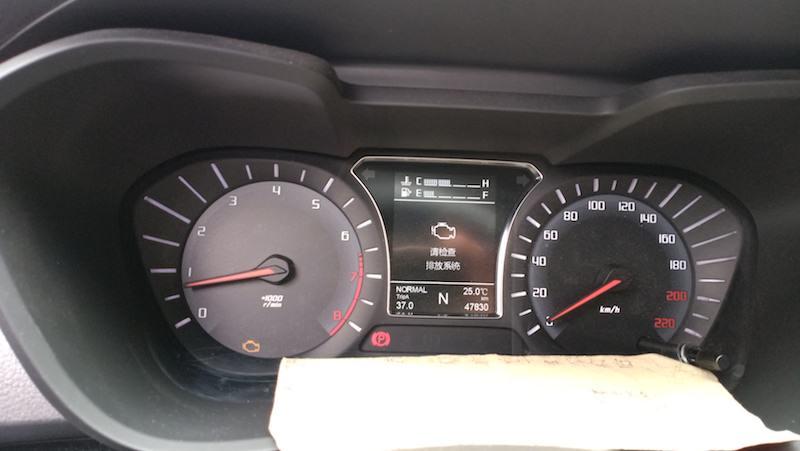 广汽传祺GS4抖动的真正原因是发动机?车主:过保后才检测出问题