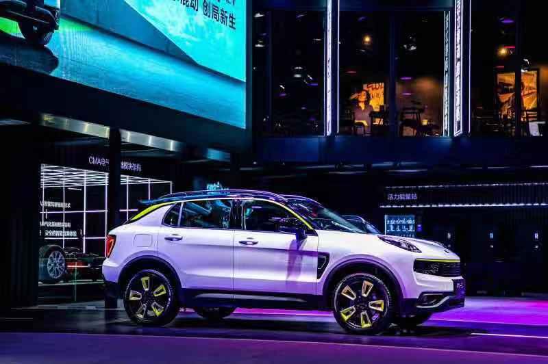 第一季度和3月銷量雙雙取得高速同比增長,吉利汽車還將推出多款新品?