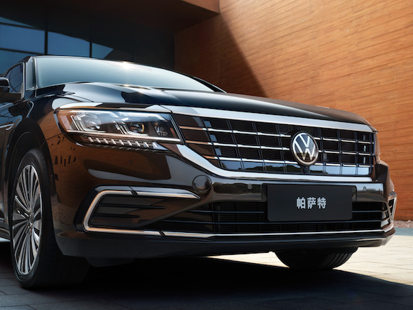 探秘上汽大眾南京工廠,售出超290萬臺的帕薩特正出之于此