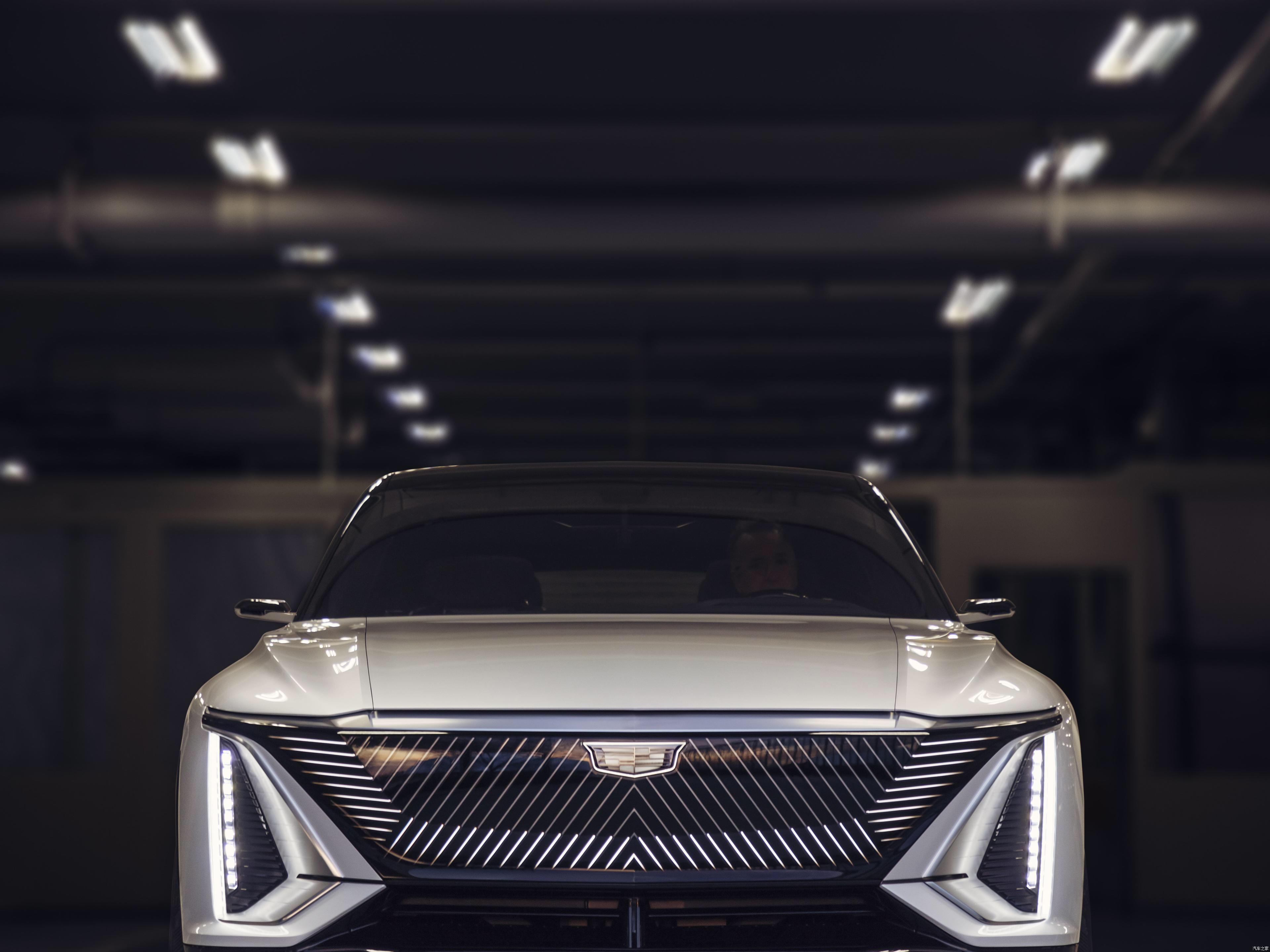 凯迪拉克全新纯电SUV首次在上海车展发布,颠覆性豪华美系品牌!