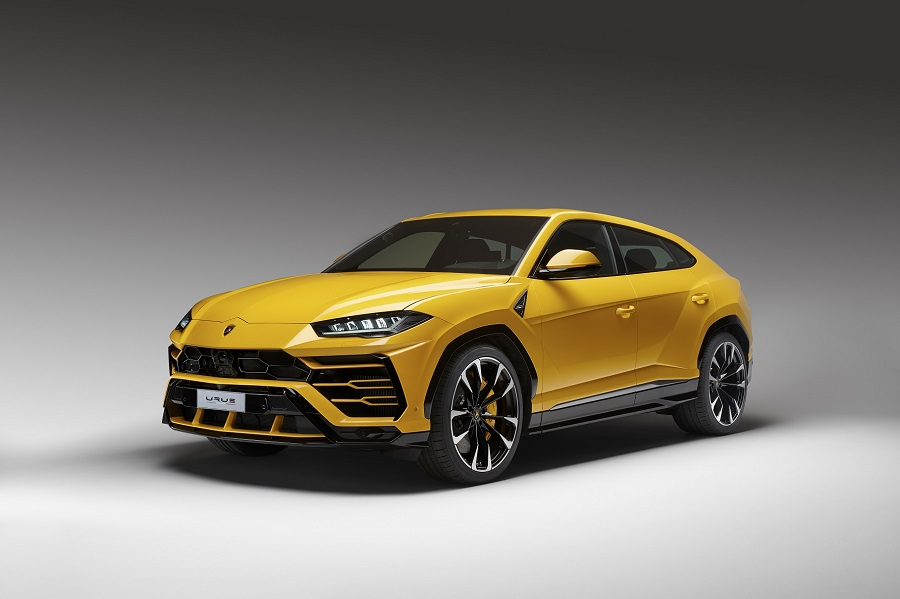 大众汽车(中国)销售有限公司召回部分进口兰博基尼品牌汽车