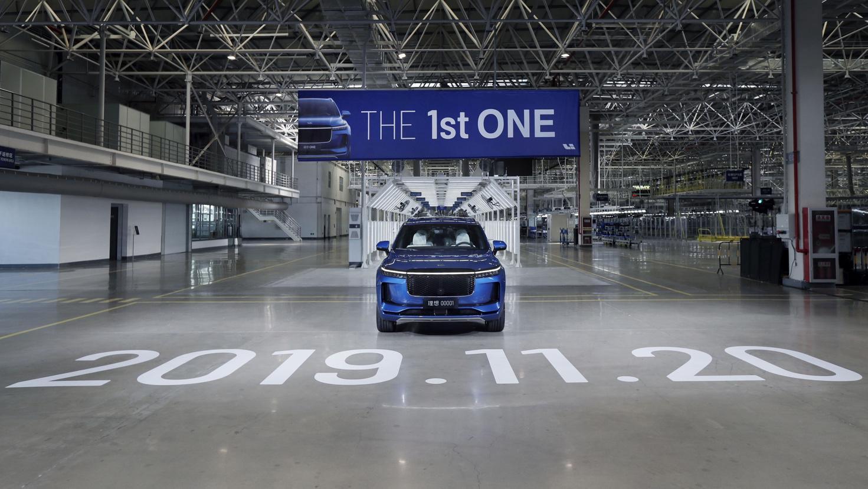 理想汽車|已交付63000輛車次,新產品規劃即將步入純電時代?