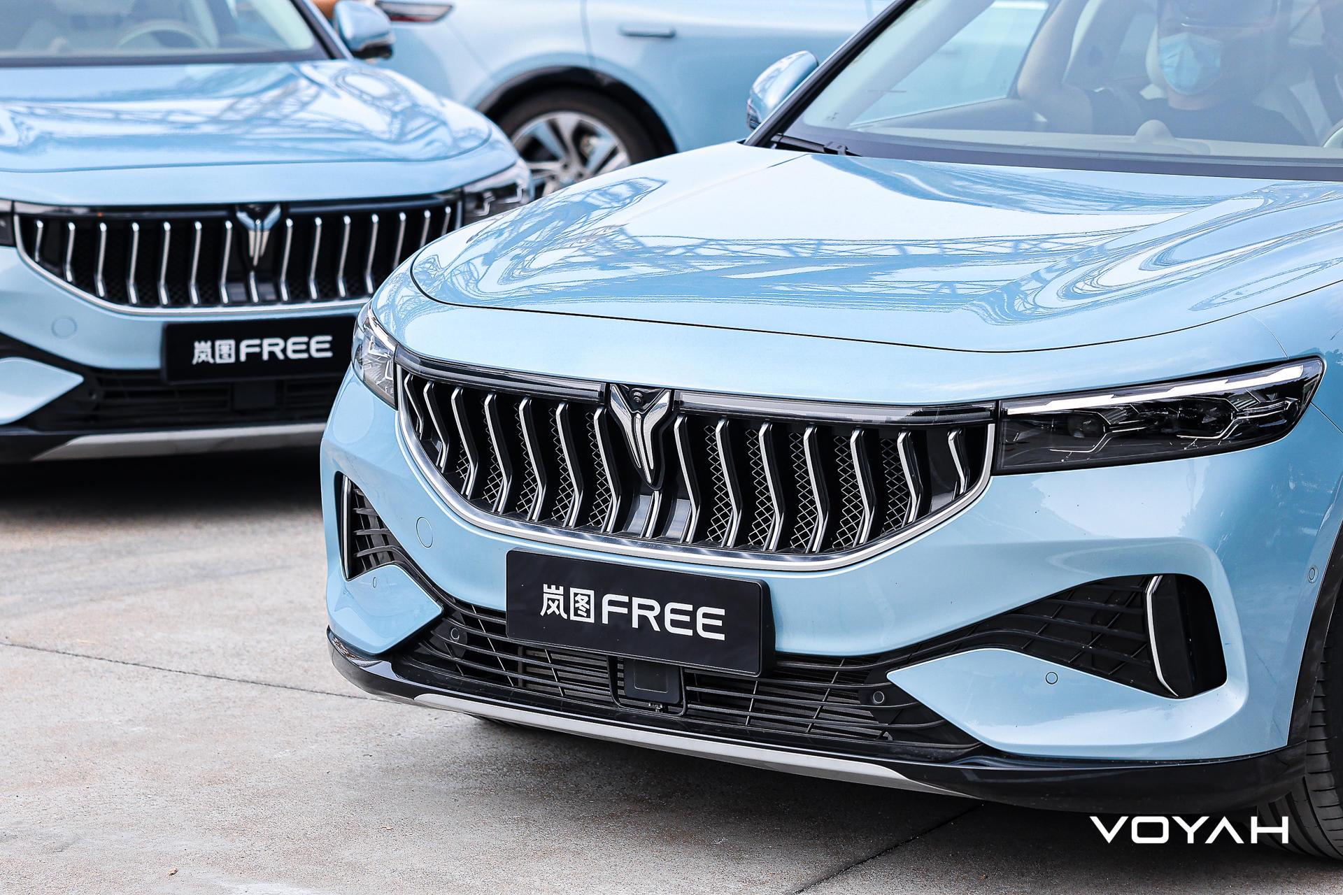 嵐圖FREE |高能賽道挑戰營,體驗30萬級性能SUV!