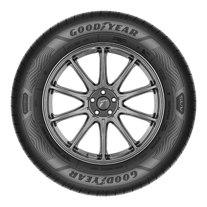 雙重保護 一往無前 固特異安乘SUV輪胎重磅上市