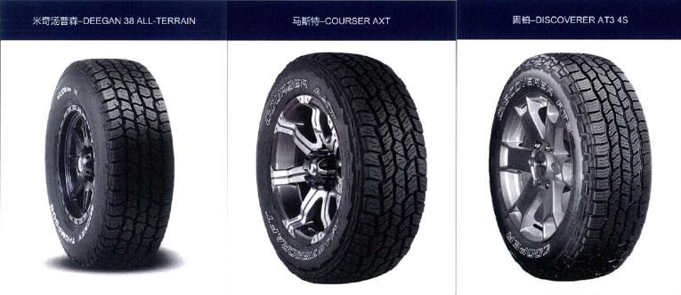 國內召回|固鉑輪胎(中國)投資有限公司召回部分固鉑、馬斯特、米奇湯普森品牌進口輪胎