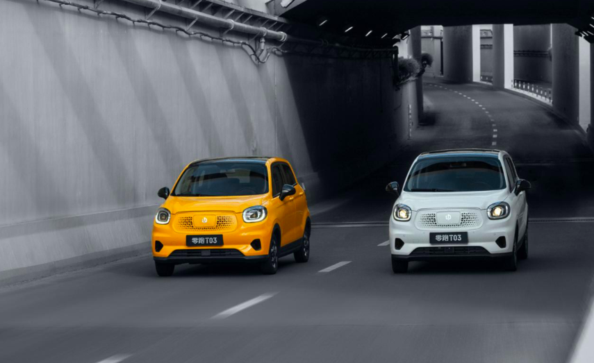 零跑公布8月份交付量 T03扛下了所有 成都車展再推新車型