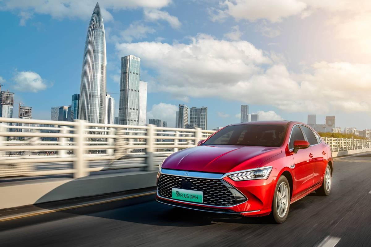 月銷連續爆發式增長!比亞迪8月乘用車全系銷售67630 輛