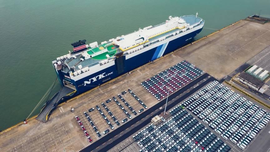 比亚迪唐EV欧洲累计发运突破千台 乘用车出海持续发力
