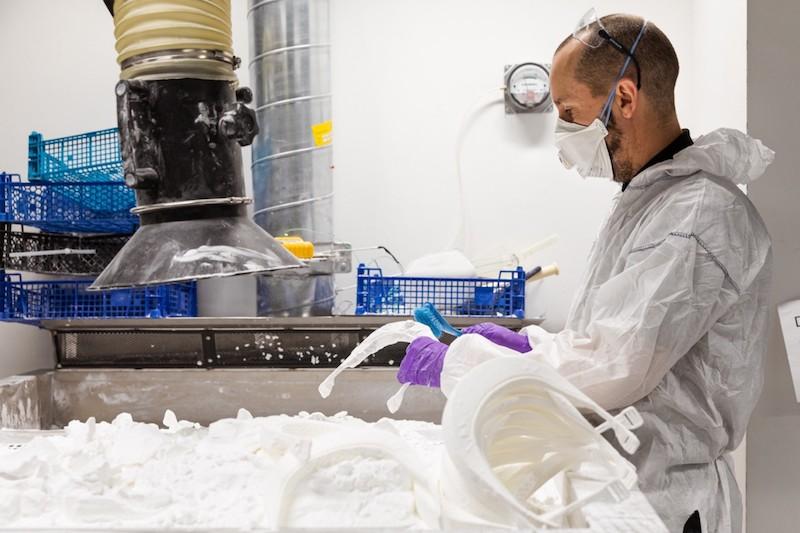 科技内蕴 重塑未来 捷豹路虎创新应用3D打印技术