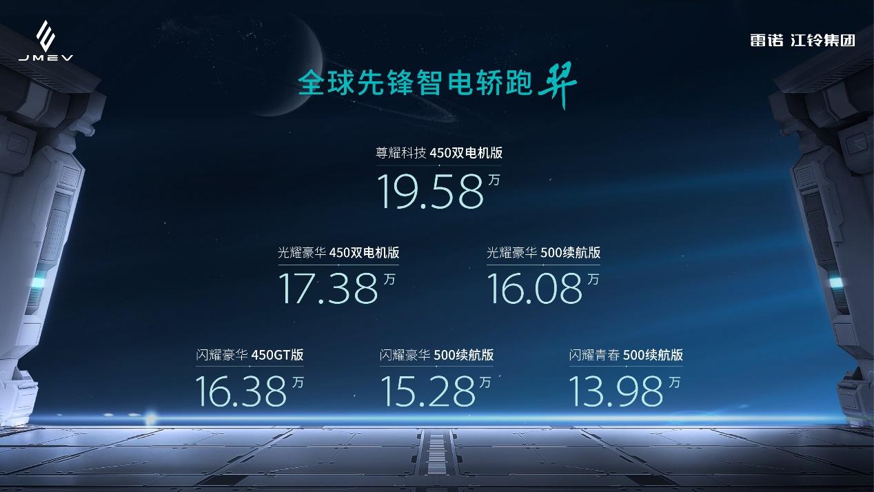 售价13.98-19.58万元 中端新能源新军雷诺江铃羿上市