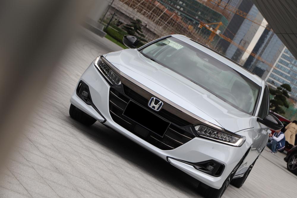 试驾广汽本田全新雅阁,焕新升级后,依旧是合资B级轿车的标杆?