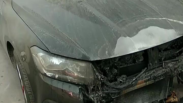 大众-朗逸 车辆自燃已经过了半年,问题至今未解决