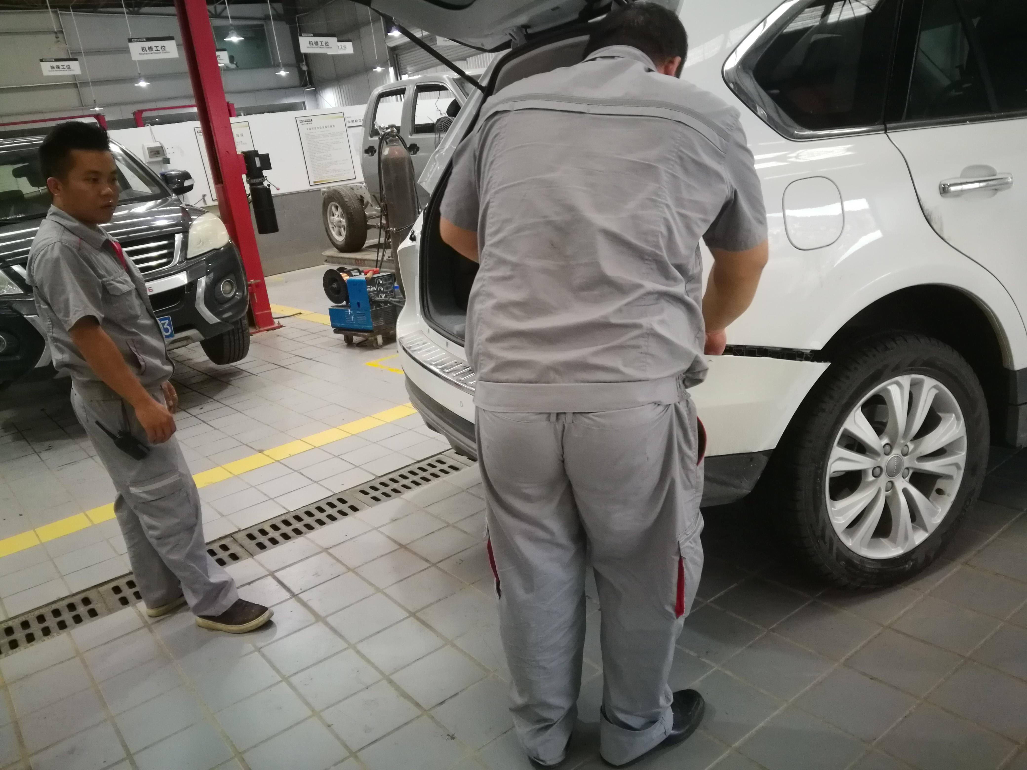 长城汽车-哈弗H8 汽车质量投诉