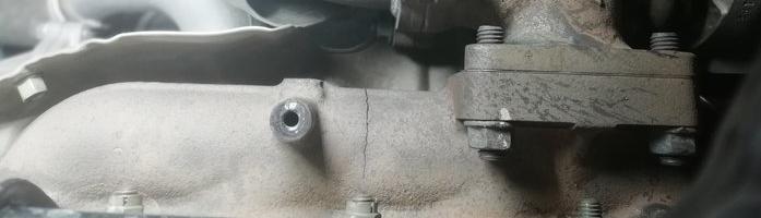 北汽幻速-北汽幻速S6 车辆行驶不到两年,发动机排气歧管无故裂开,厂家和泉州4S店不予合理处理