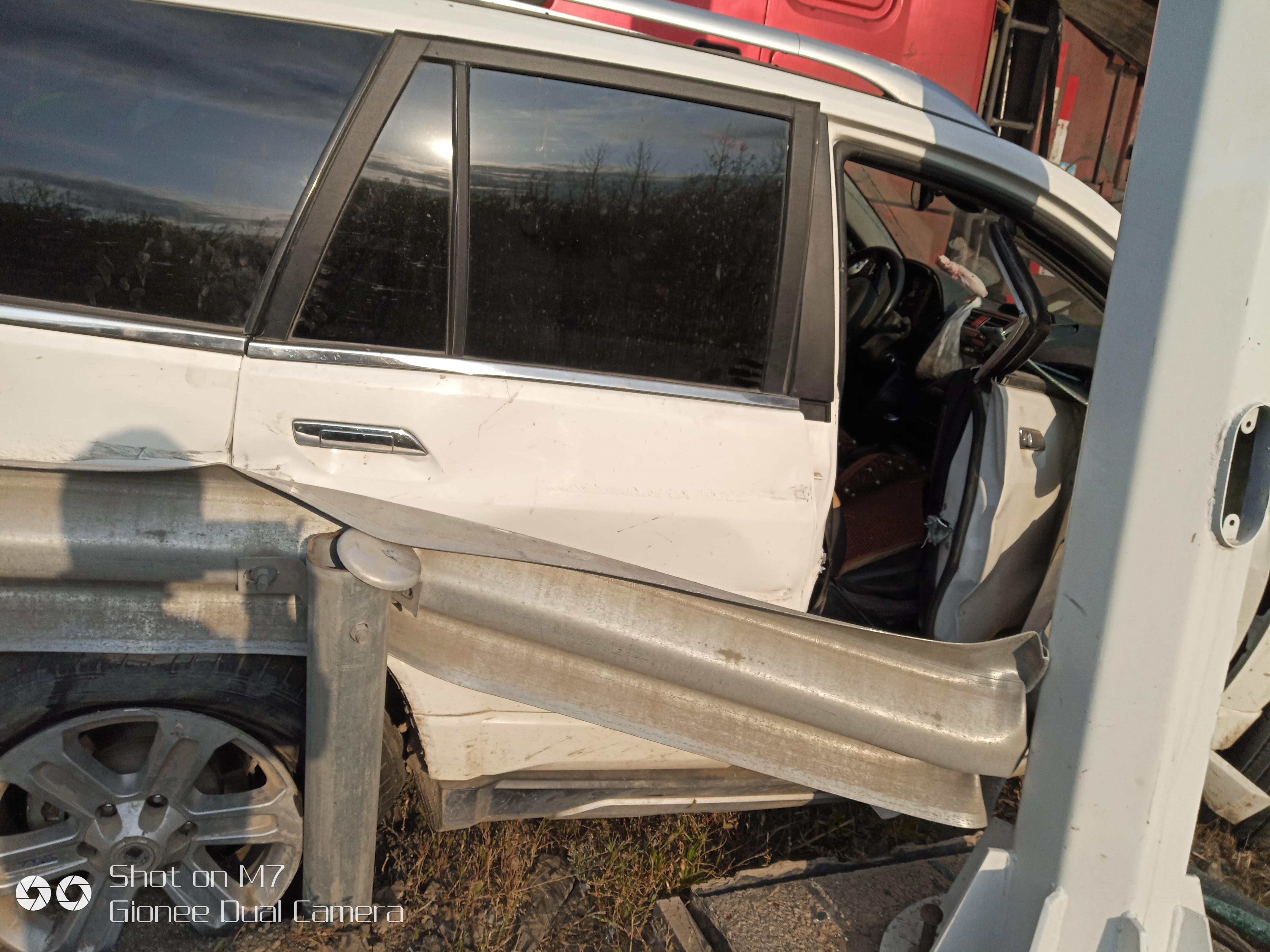 长城汽车-哈弗H5 出现重大交通事故,所有气囊没有打开