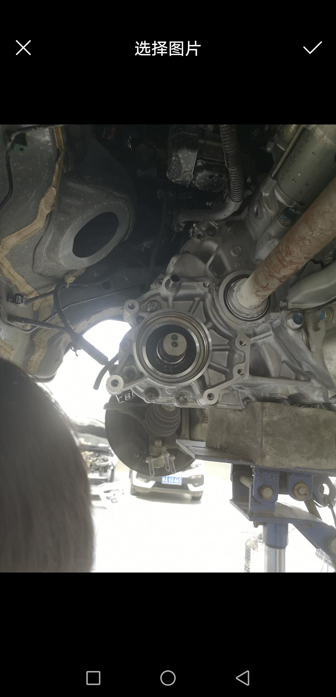 本田-本田UR-V 变速箱漏油经二次维修后仍然漏油