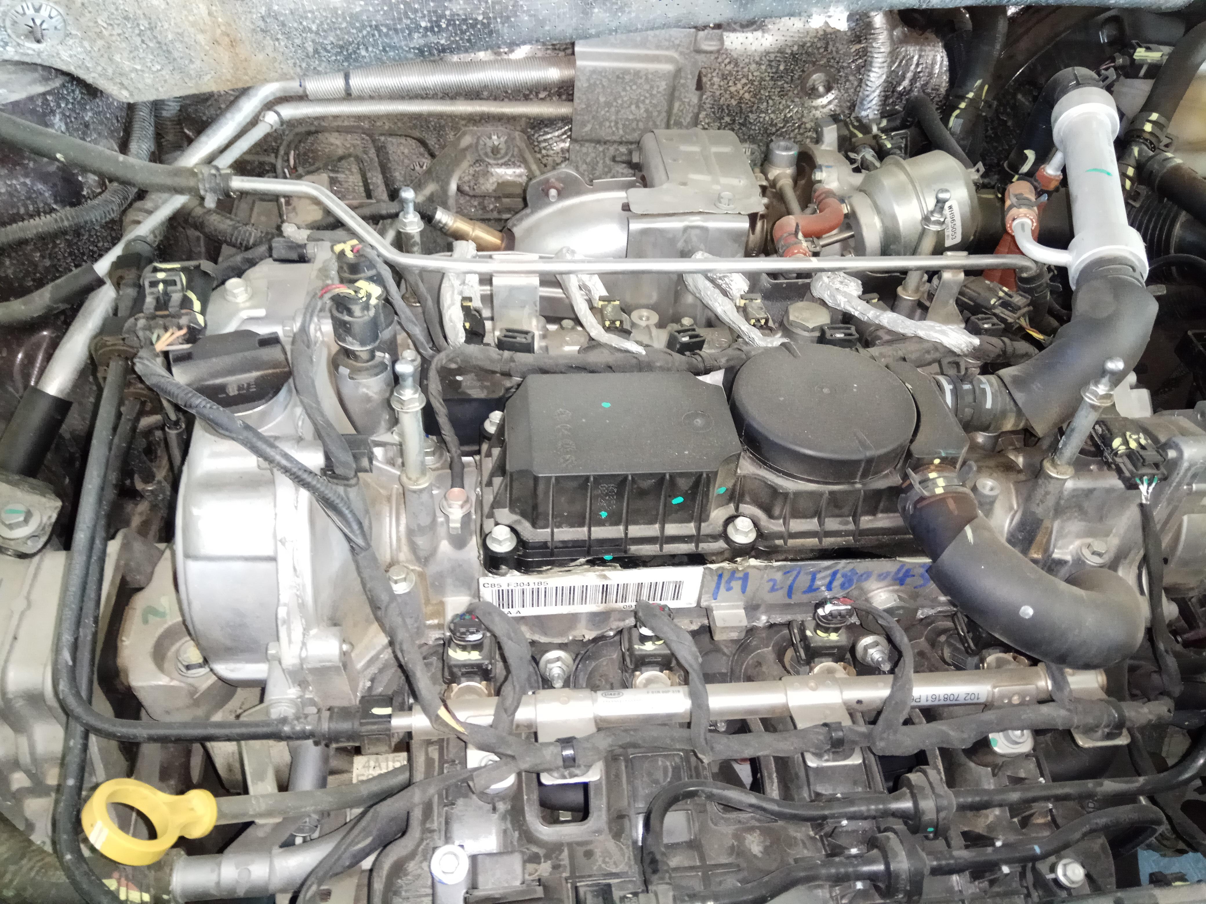 广汽传祺-传祺GS4 新车起动后,发动机出现异响
