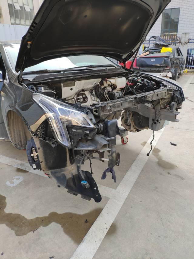 上汽通用-凯迪拉克XTS 购车5个月接连3次出现问题