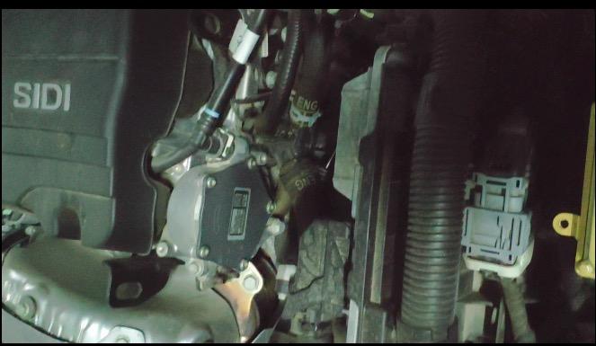 上汽通用-威朗 冷启动异响上坡变速箱异响