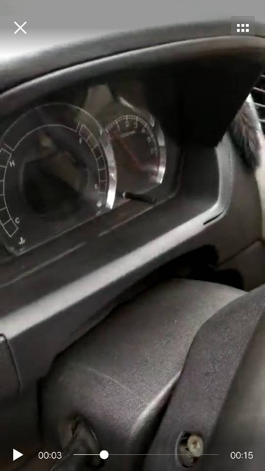 长城汽车-长城M4 方向盘脱落导致人员受伤车辆受损