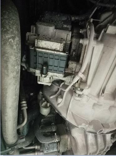 广汽传祺-传祺GS4 DCT机电控制单元漏油