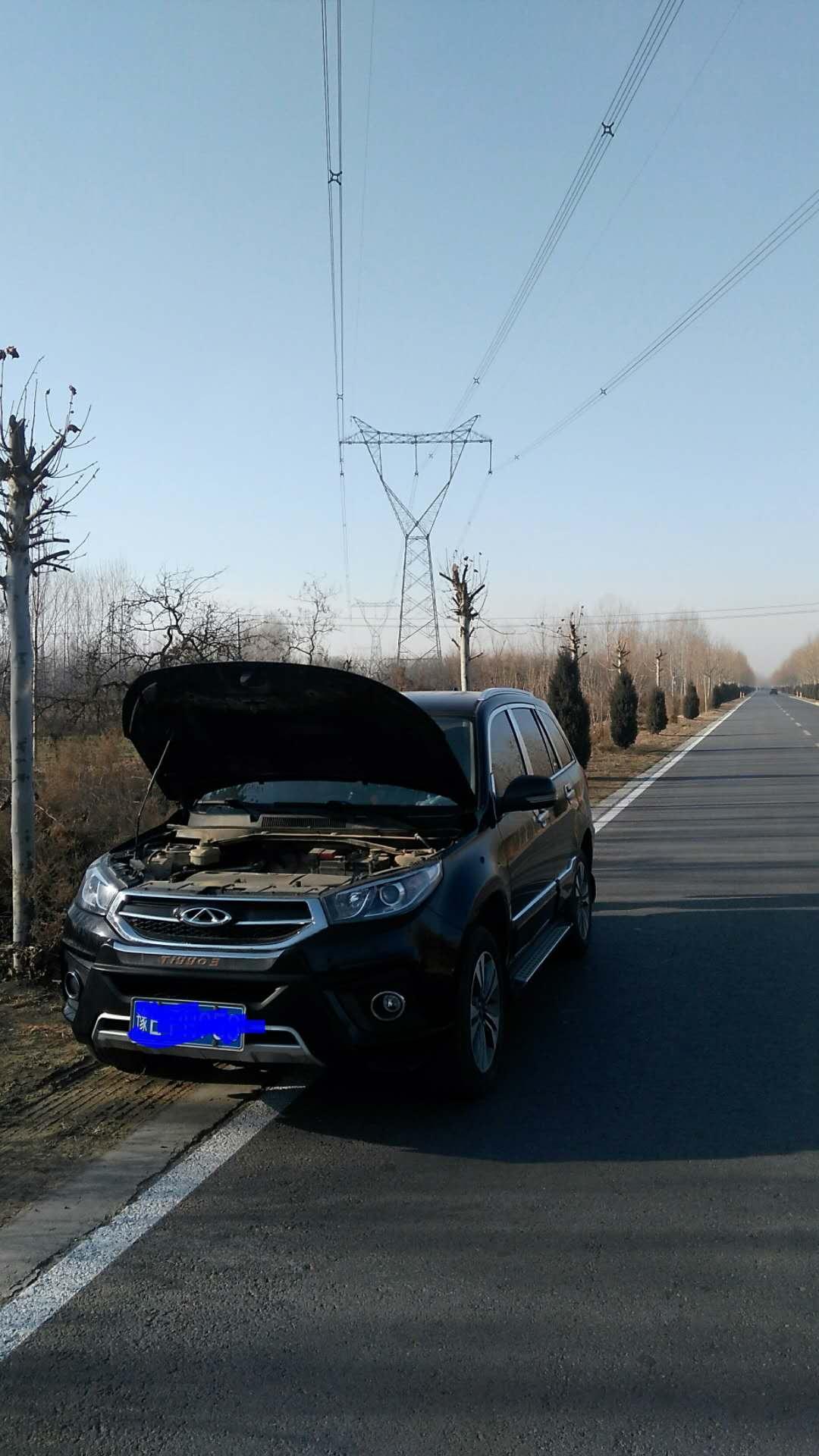 奇瑞汽车-瑞虎3 因燃油泵无故损坏,26000公里把我撂在路上
