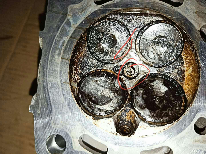马自达-ATENZA 购车10个月后发动机无故爆缸,厂家以进水为由拒赔