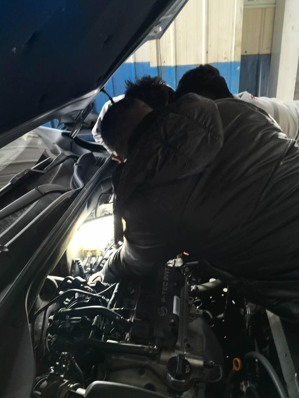 上汽通用五菱-宝骏510 车辆严重质量问题