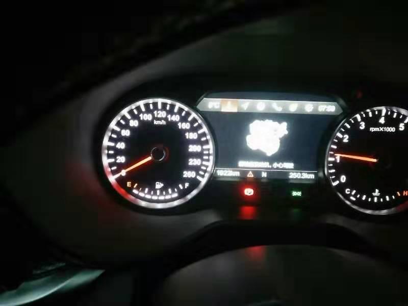冷车起动,怠速不稳,发动机故障灯亮,车发抖,动力不足             投