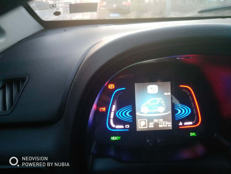 众泰-众泰E200 汽车低温无法启动
