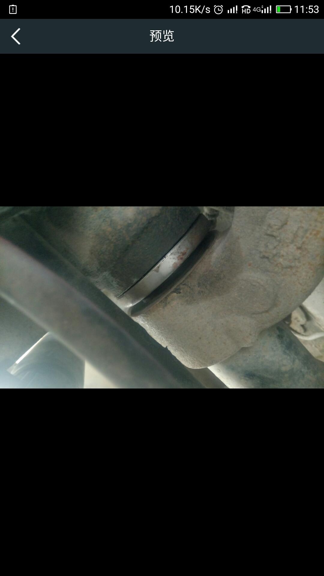 東風標致-標致207 后橋設計缺陷,導致磨輪胎