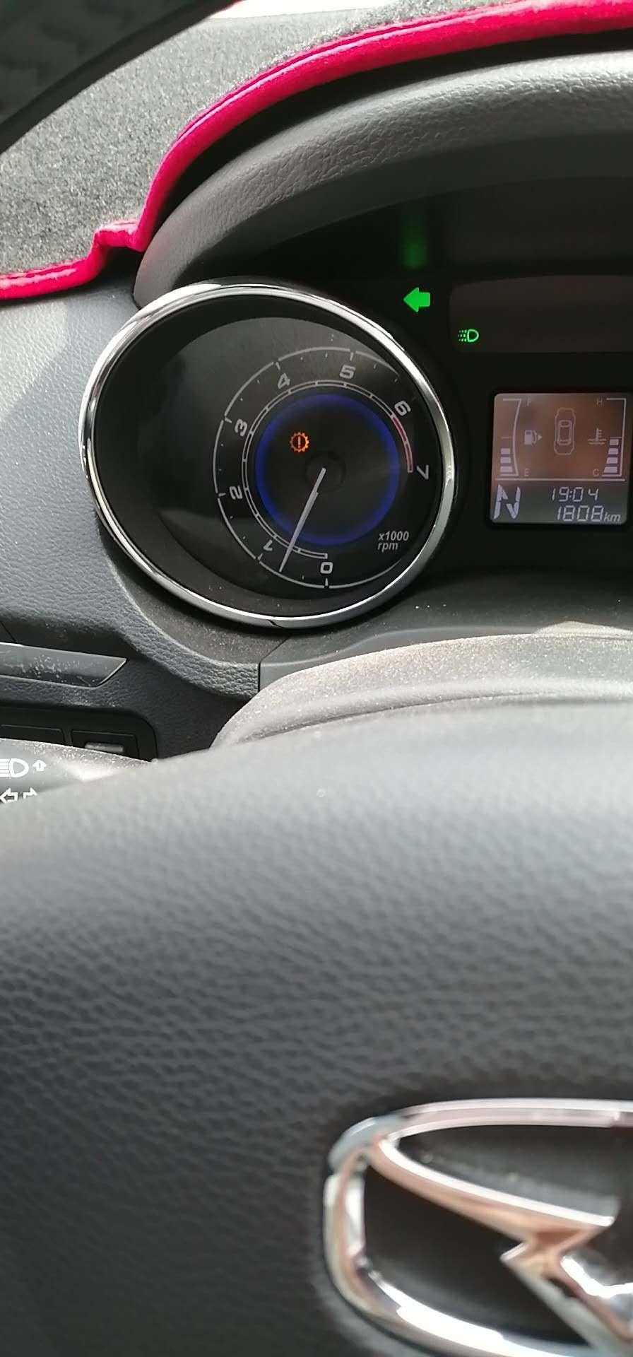 凯翼-凯翼E3 新买的车两个月不到变速箱就坏了
